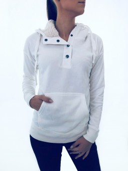 Abercrombie & Fitch White...
