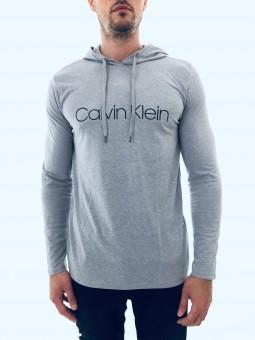 Calvin Klein Logo Grey...