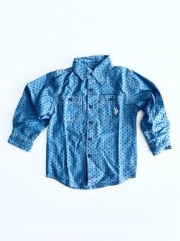 U.S. Polo Assn. Blue...