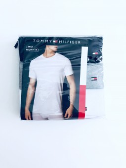 Tommy Hilfiger 3 Pack Crew...