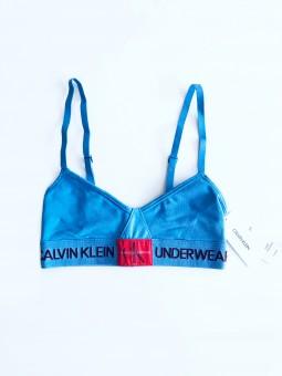 Calvin Klein Monogram Blue...