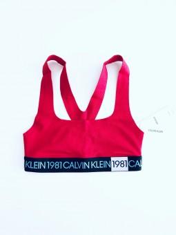 Calvin Klein 1981 Bold Red...