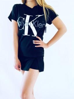 Calvin Klein Logo Black...