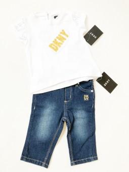 DKNY Icon dívčí triko...