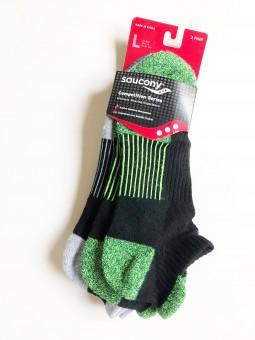 Saucony ponožky 3 páry