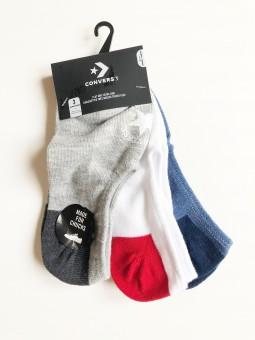Converse ponožky 3 páry