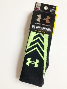 Under Armour Heat Gear ponožky