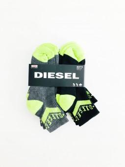 Diesel dětské ponožky 6 párů