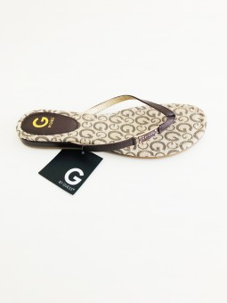 G by Guess Logo Lux Brwn...