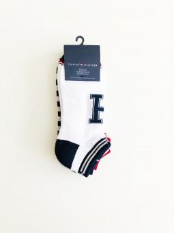 Tommy Hilfiger ponožky 3 páry