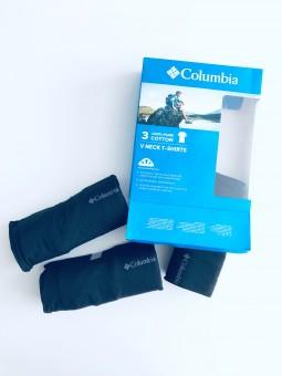 Columbia V Neck Black...