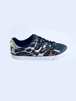 Guess Los Angeles Leopard...